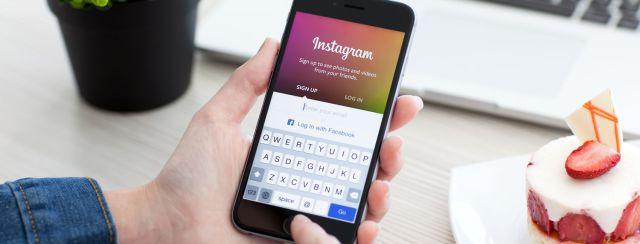 El nuevo filtro de Instagram