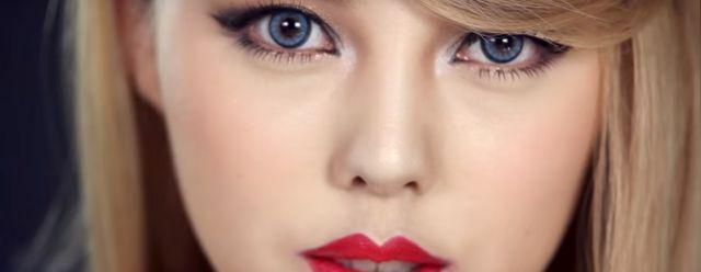 El tutorial para quedar igualita a Taylor Swift