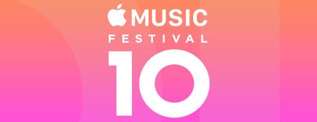 Apple Music Festival: Día 2!