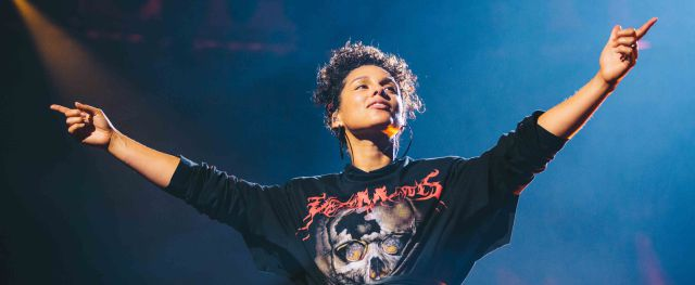 Apple Music Festival Día 3: Alicia Keys encendió Londres