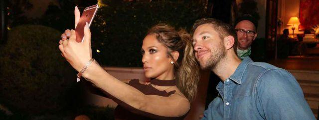 ¿Calvin Harris y Jennifer López juntos?