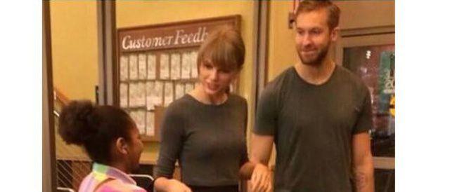¿Taylor Swift vuelve con Calvin Harris?