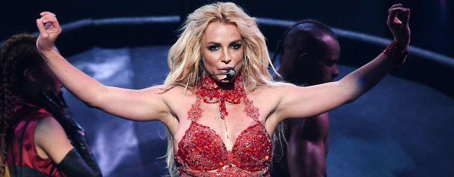 Britney Spears con voz de helio!