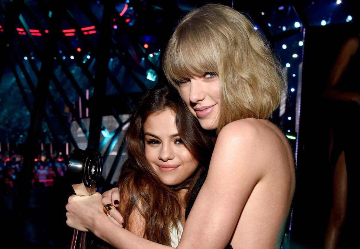 Selena Gómez y Taylor Swift