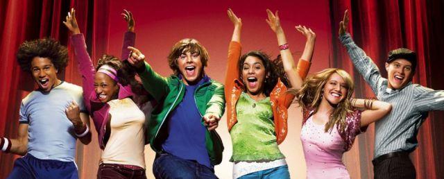 High School Musical 10 años después!