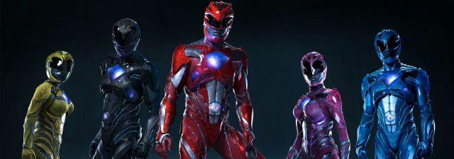 Mirá el trailer de la nueva versión de los Power Rangers!