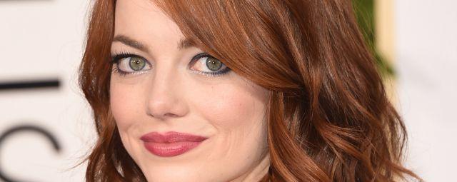 El nuevo look de Emma Stone