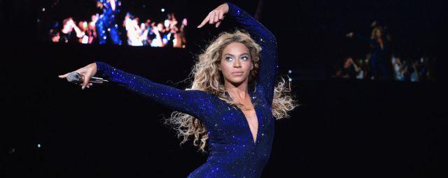 Beyoncé se lastimó en vivo!