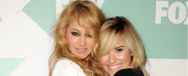 Demi Lovato y Paulina Rubio cantaron juntas!