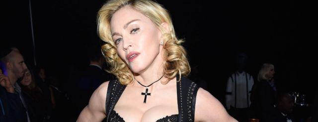 Madonna hace de todo por los votantes de Hillary!