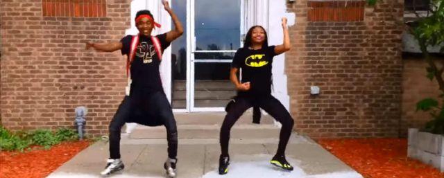 El baile viral de las Redes Sociales
