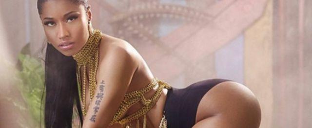 El twerking hot de Nicki Minaj!