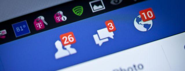 ¿Que pasa con el tamaño de la letra en Facebook?