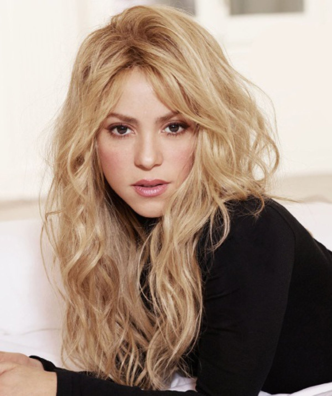 Así fue cambiando Shakira a través de los años