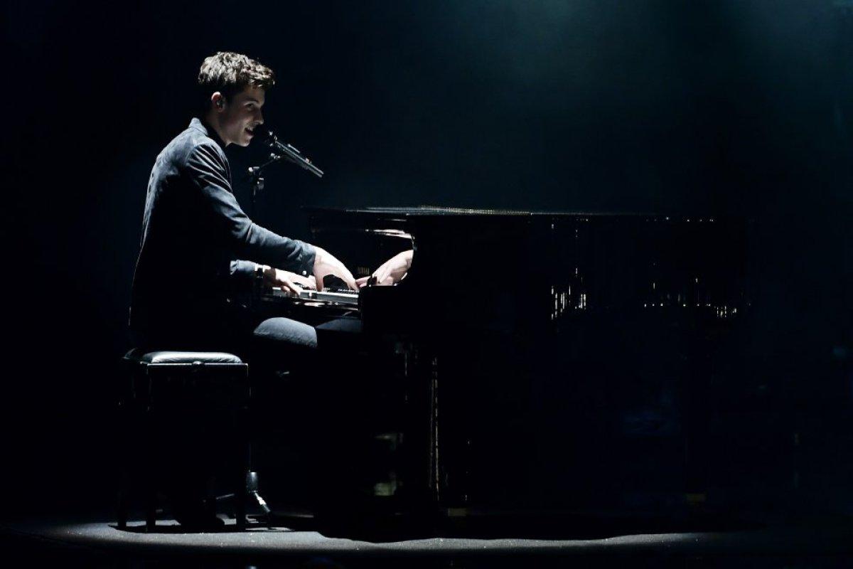 Shawn Mendes también tuvo su momento brillante
