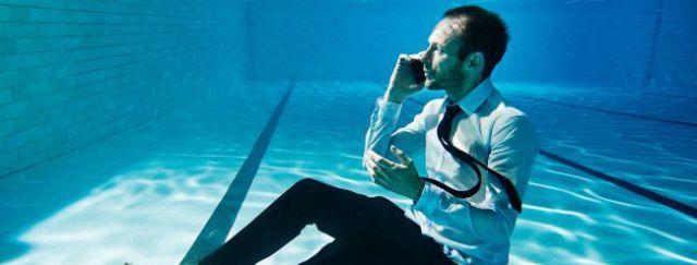 #TodosArriba: el Hombre Bajo el Agua
