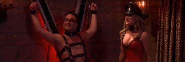 The Big Bang Theory se puso hot!