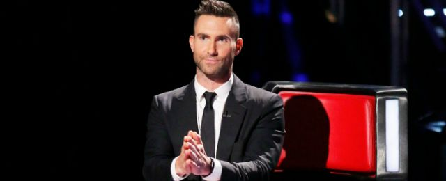 La tierna foto familiar de Adam Levine