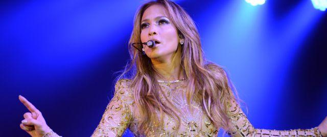 El baile sexy de Jennifer Lopez!