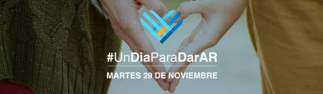 #TodosArriba #UnDiaParaDarAR