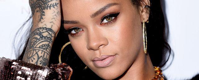 ¡El nuevo look de Rihanna!