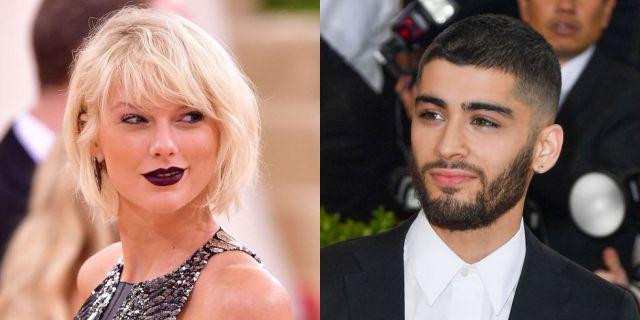 Taylor Swift & Zayn Malik