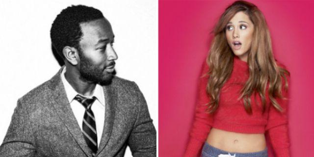 Ariana Grande & John Legend