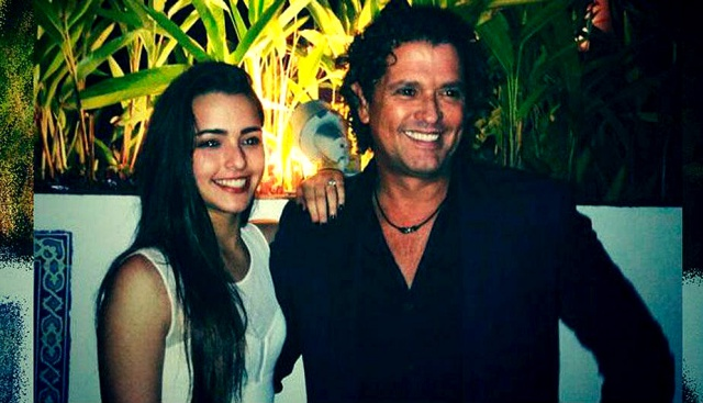 Carlos y Lucy Vives