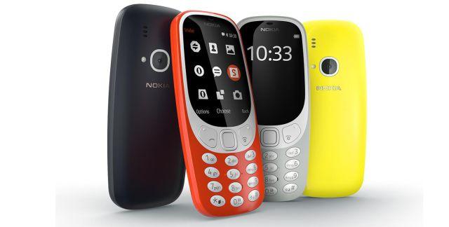 Nuevo Nokia 3310