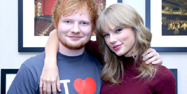Ed Sheeran & Taylor Swift