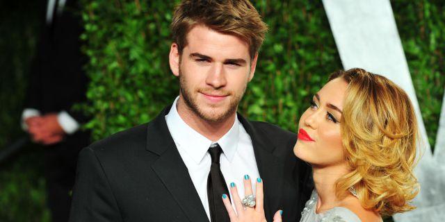 Miley y Liam