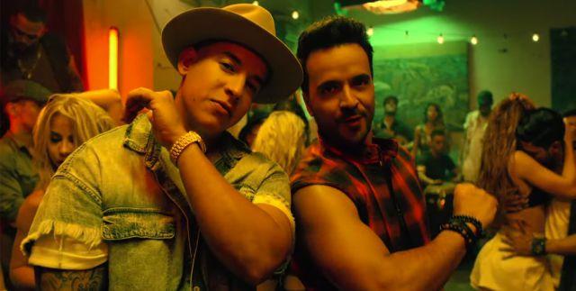 'Despacito' de Luis Fonsi y Daddy Yankee rompe récord