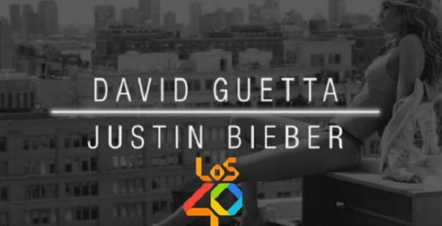 Justin Bieber & David Guetta
