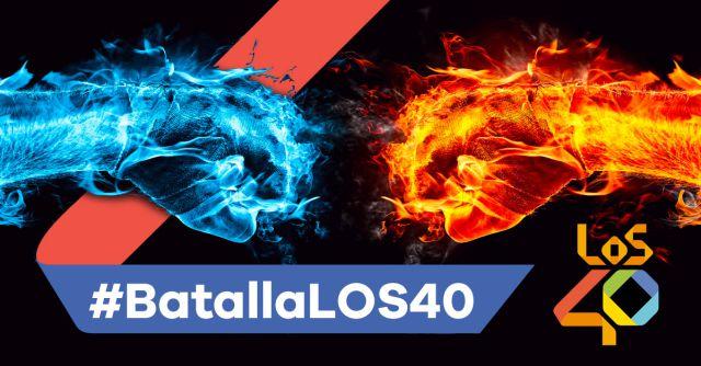 #BatallaLOS40