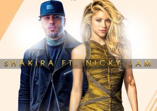 Nicky Jam y Shakira