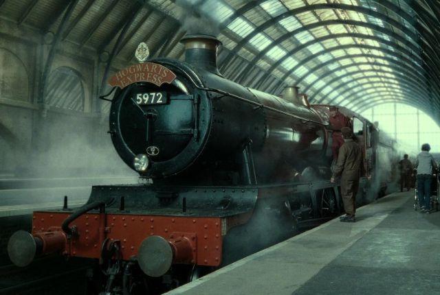 Expreso Hogwarts