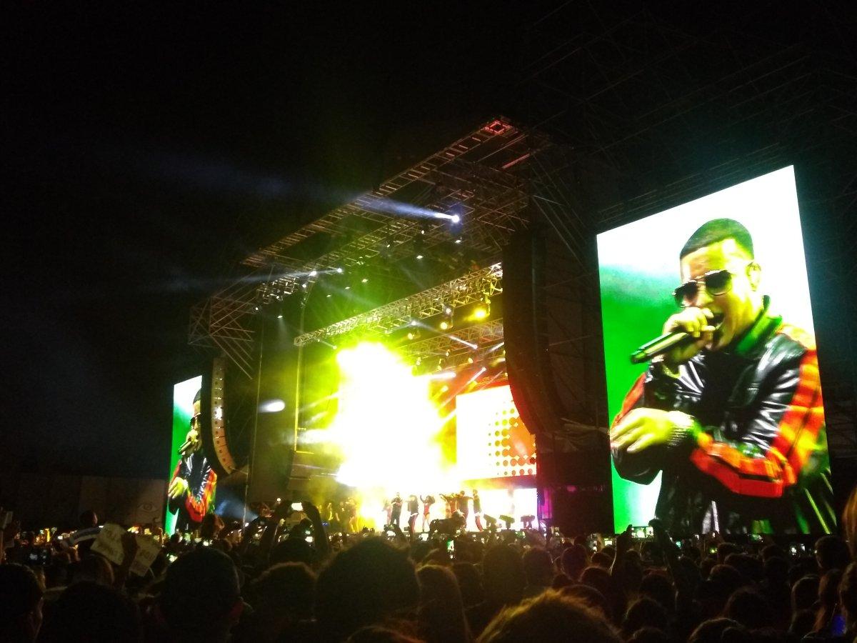 ¡Daddy Yankee y Ozuna hicieron vibrar a GEBA!