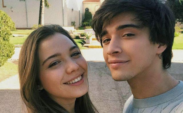Julian Serran y Malena Narvay