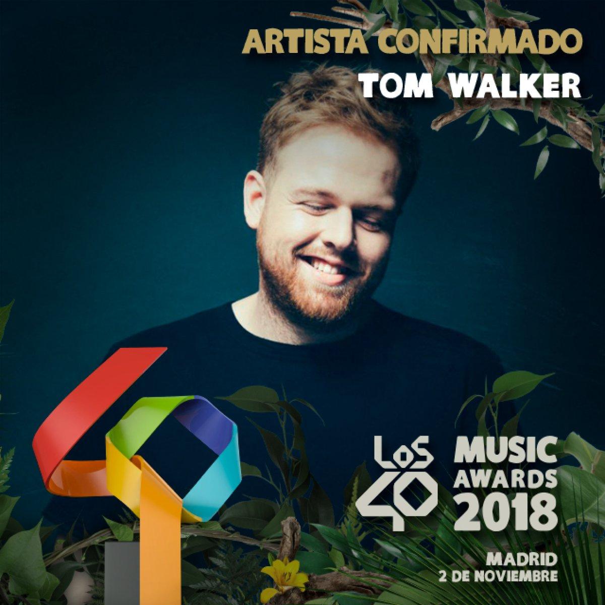 ¡Estos son los shows confirmados para LOS40 Music Awards!