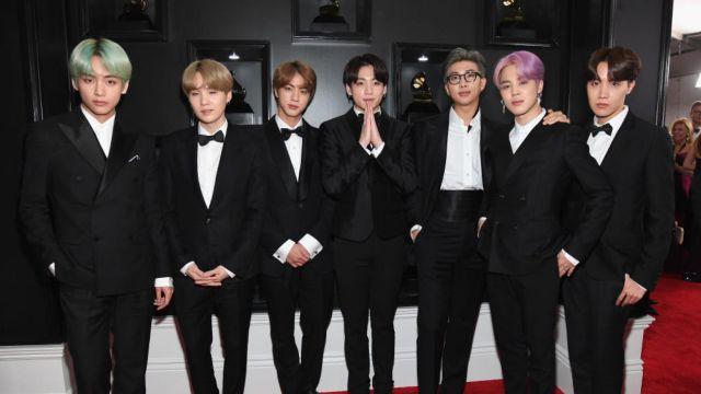 Grammy 2019 Bts: El Mensaje Especial De BTS A Sus Fans En Todo El Mundo