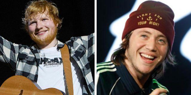 Ed Sheeran - Paulo Londra