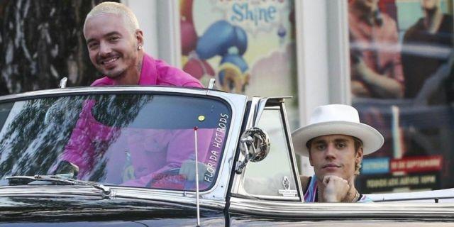 Justin Bieber & J Balvin