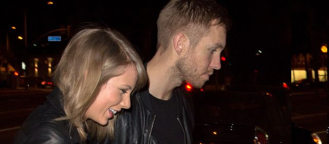 Taylor Swift y Calvin Harris: mejor separados