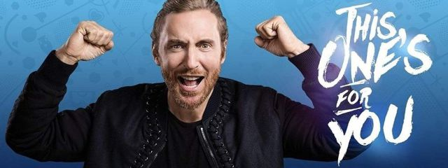 David Guetta y Zara Larsson 'This One's For You'