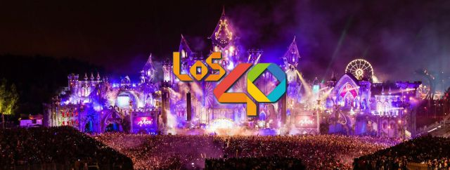 #Gira40: Tomorrowland 2016
