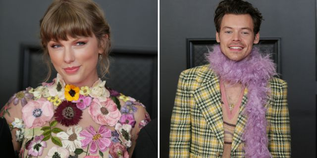 Taylos Swift y Harry Styles
